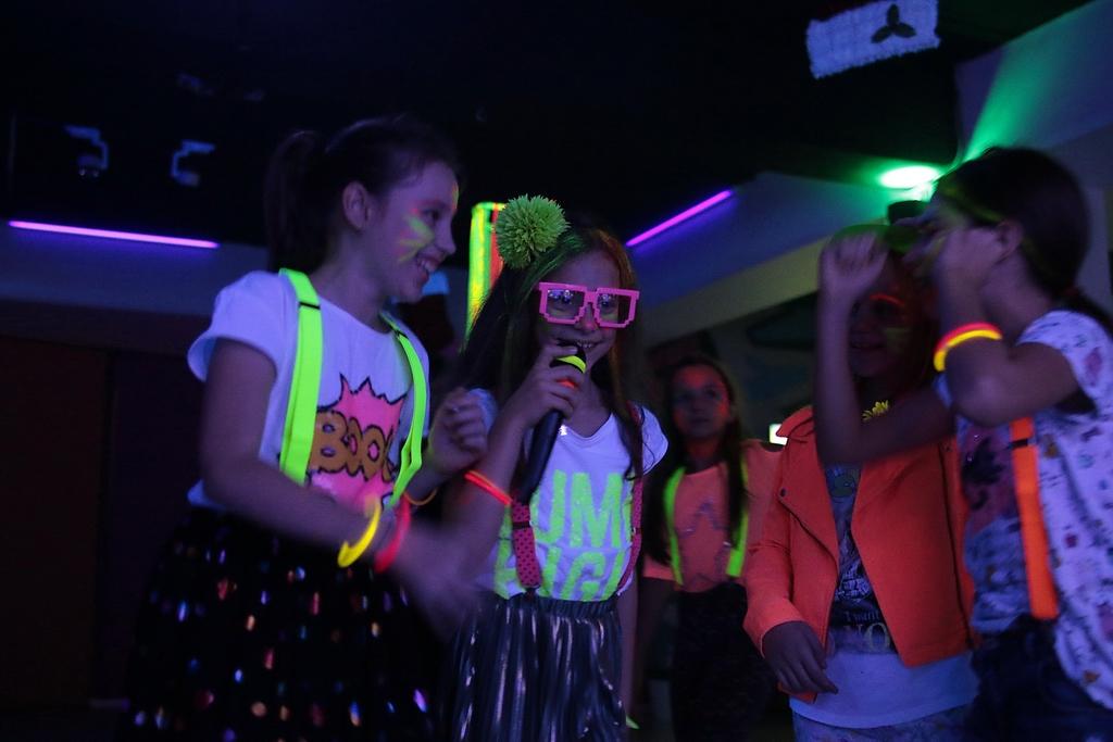 Petreceri Copii Glow Vitan